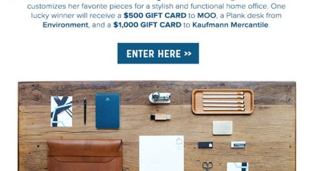 The Ultimate Desk + Office Essentials Giveaway