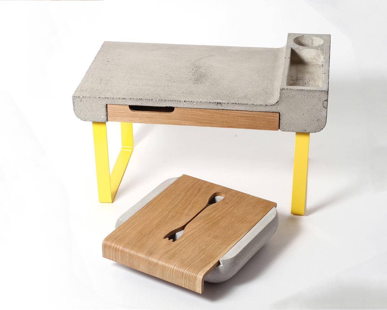 Concrete Decor By Ekaterina Vagurina Design Milk