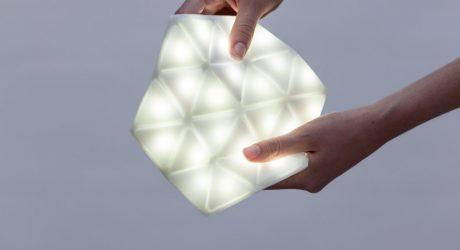 Kangaroo: A Portable Light That's Also Flexible