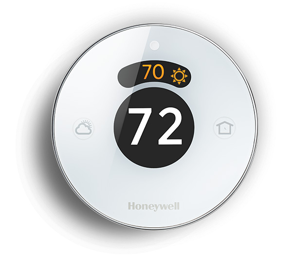 Honeywell Lyric Thermostat Turns Up the Heat