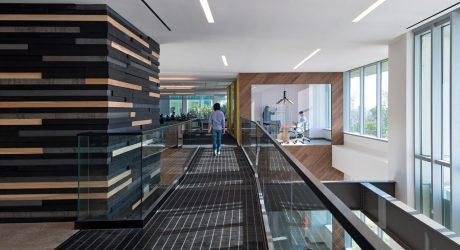 A Creative Office Space for a Creative Company