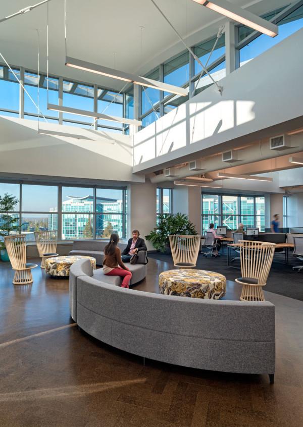 A Creative Office Space For A Creative Company Design Milk