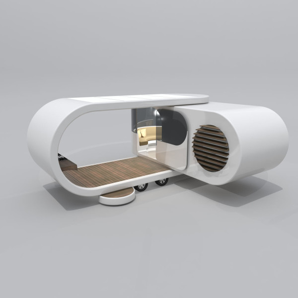 Romotow Mobile Home Modern Concept