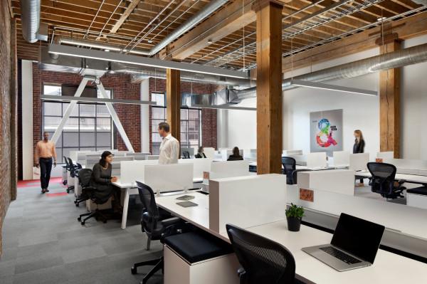 Adobe's San Francisco Digs