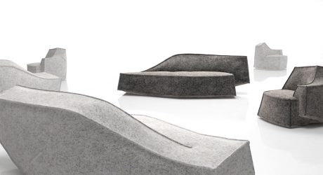 Airberg: Seating That Breaks With Conventions