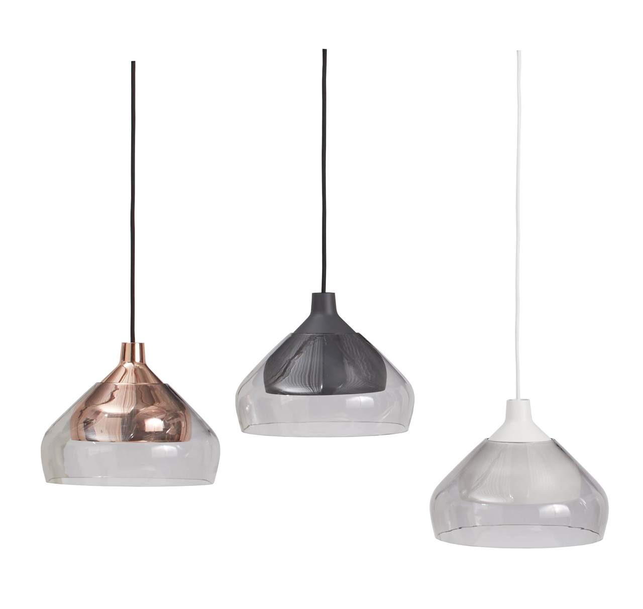 Blu Dot Presents Trace 1 Pendant Lamp
