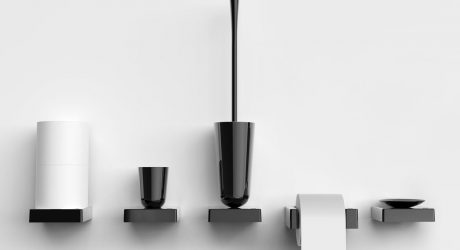 Platform: A Line of Bathroom Accessories by Brad Ascalon for pba
