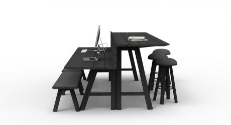 Indoor Picnic Tables for Work, Gathering, Eating or Play
