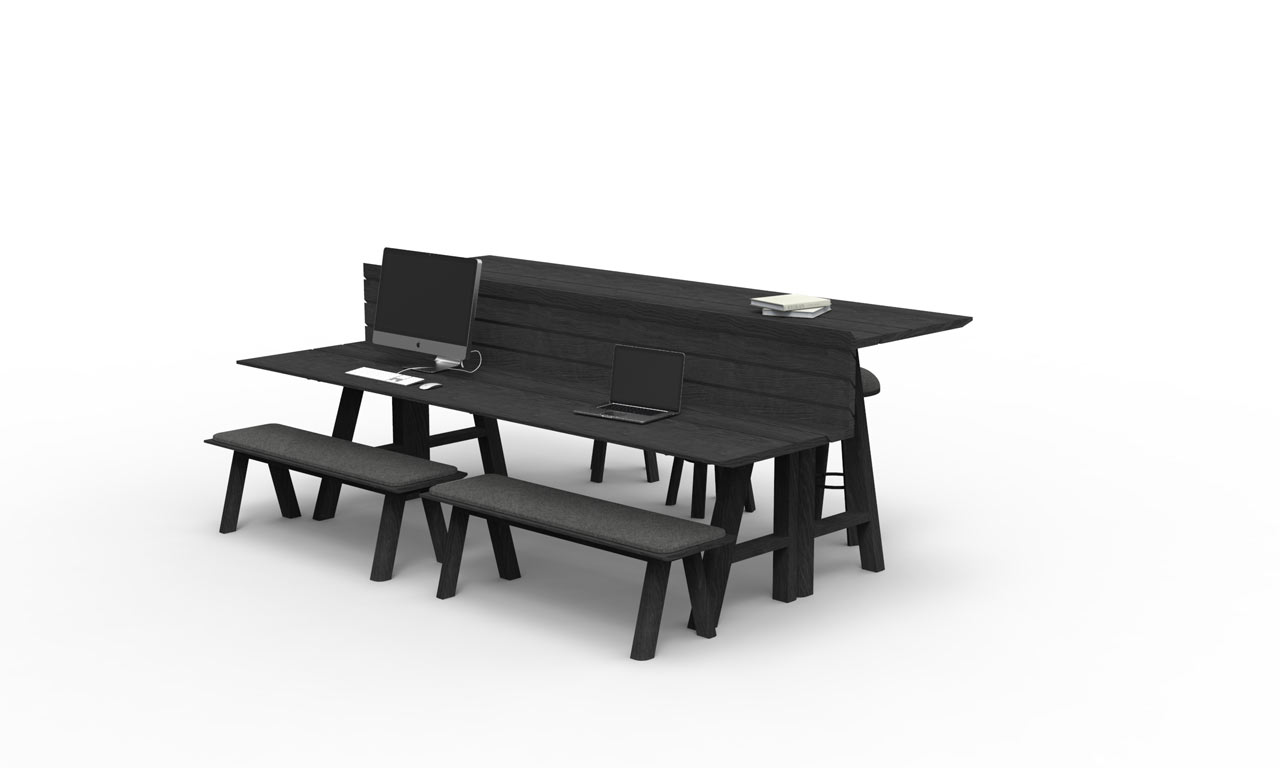 """backReturn to """"Indoor Picnic Tables for Work, Gathering, Eating or Play"""""""