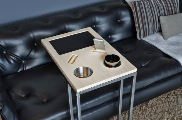 Caddy You And Your Sofa S Best Friend Design Milk
