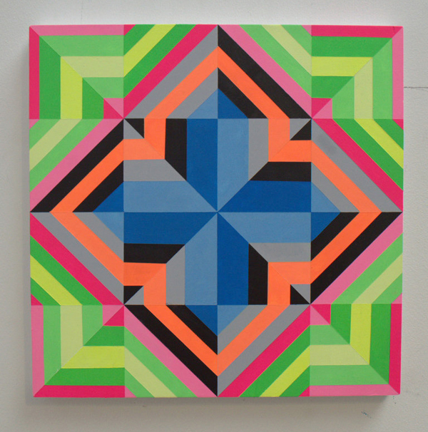 Neometry Geometric Paintings by Carl Cashman in main art  Category