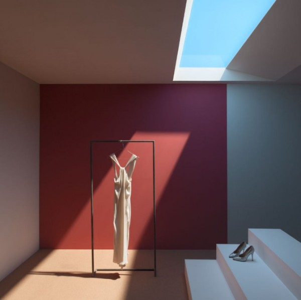 Coelux Led Skylight Simulates Tropical And Nordic Light