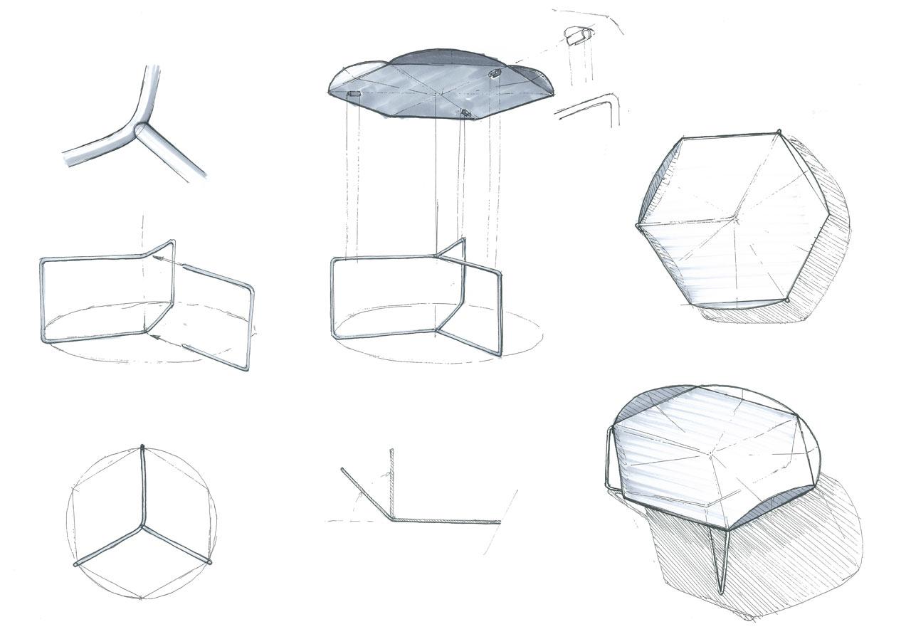 Decon-Hive-Atelier-Oi-BandB-Italia-9-table-sketches