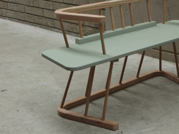 Douglas: A Bench Made Out of Douglas Fir in main home furnishings  Category