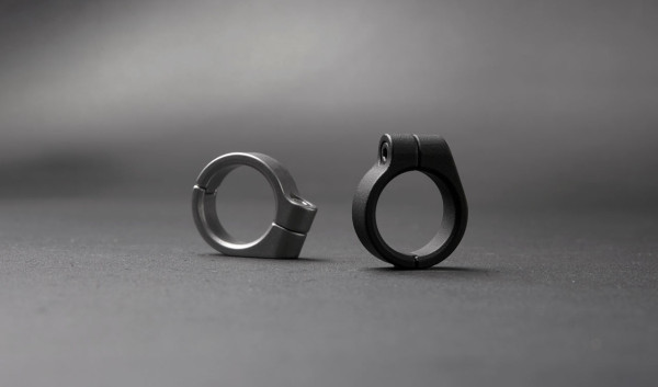 Industrial Clamp Jewelry Collection by Drilling Lab in style fashion main  Category