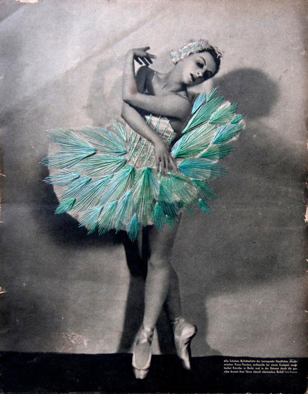 Jose Romussi, Alla Schellest (Dance 13), 2012 @ Jose Romussi