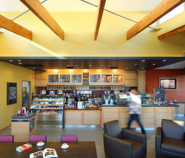 Coffee Bean & Tea Leaf, Culver City, California