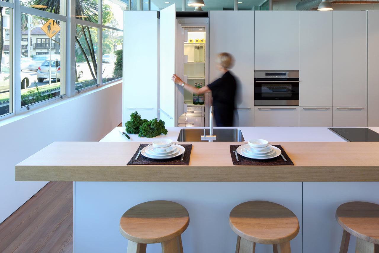 Bulthaup Kitchen Studio, Santa Monica, California
