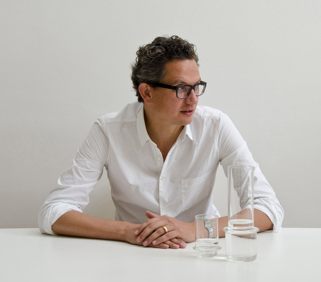 Friday Five with Sebastian Bergne