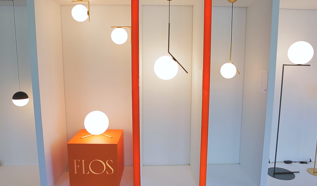 A Visit to FLOS in SoHo