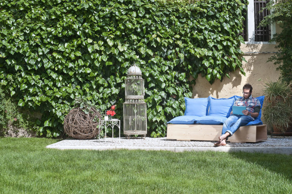 New Outdoor Collection from Formabilio in main home furnishings  Category
