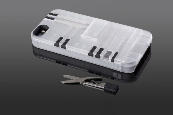 IN1Case: Multi Tool Utility Case for the iPhone 5/5S in technology style fashion main  Category