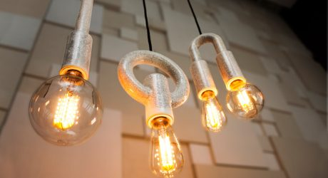 I-O-N Ceramic Pendant Lights from Porcelain Bear