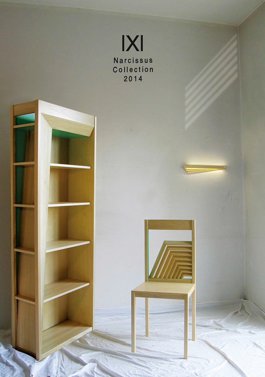 A Furniture Collection Inspired by Narcissim