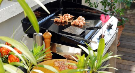 Bring Gourmet Cooking Outdoors with LA PLANCHA