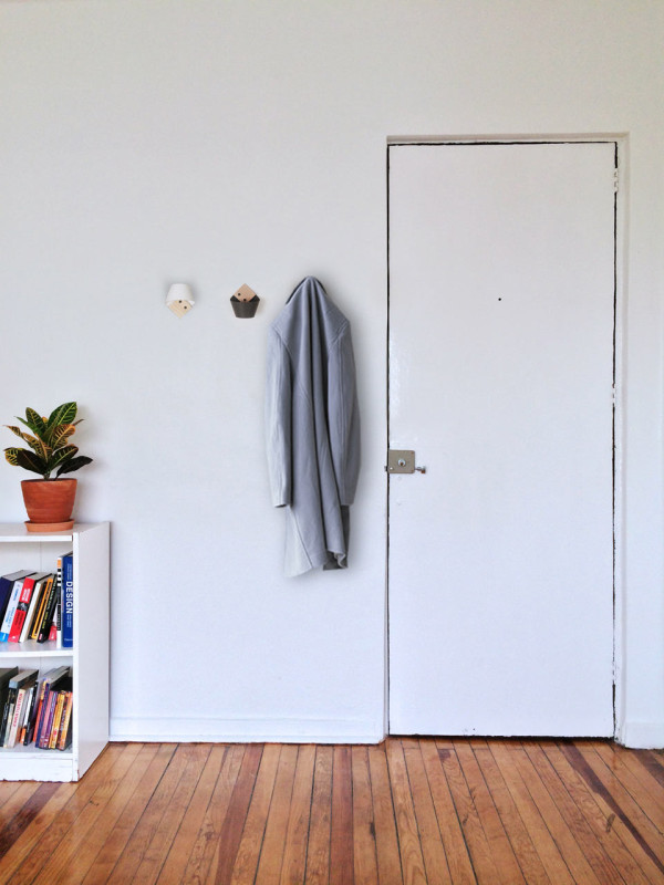 Loop: A Simple + Small Wall Hook That Holds Anything in main home furnishings  Category