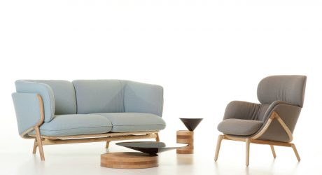 50/50 Collection: A Modern Take on Italian Furniture Design