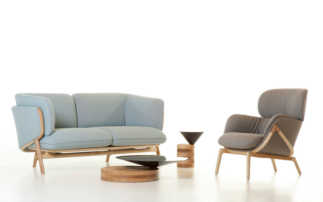 50 50 collection a modern take on italian furniture On design italia furniture