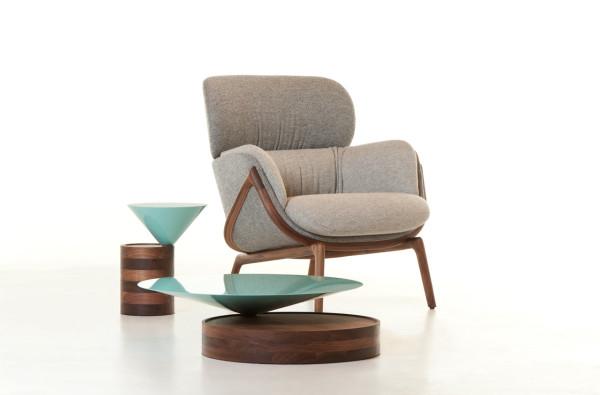 italian furniture design. Luca-Nichetto-De-La-Espada-50-50-Collection- Italian Furniture Design