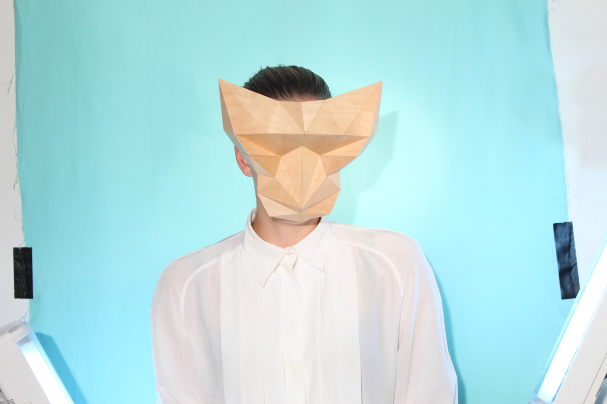 Raster Masks by Lisette Appeldorn