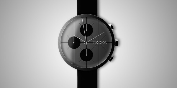 The NOOKRONO: A Watch Inspired by the 1960s Space Race in technology style fashion main  Category