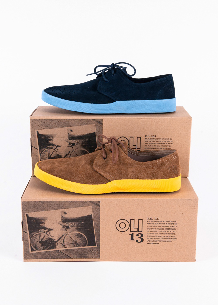 Oli13 Brogues Leather