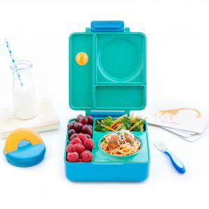 OmieBox: The Healthier Lunch Box for Kids