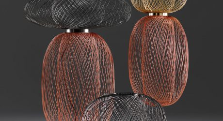 Parachilna Launches Lighting by Stephen Burks & Jaime Hayon