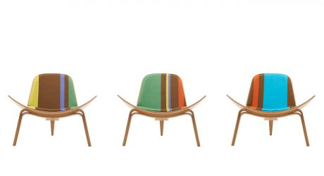 Paul Smith + Maharam + Carl Hansen & Søn = Magic