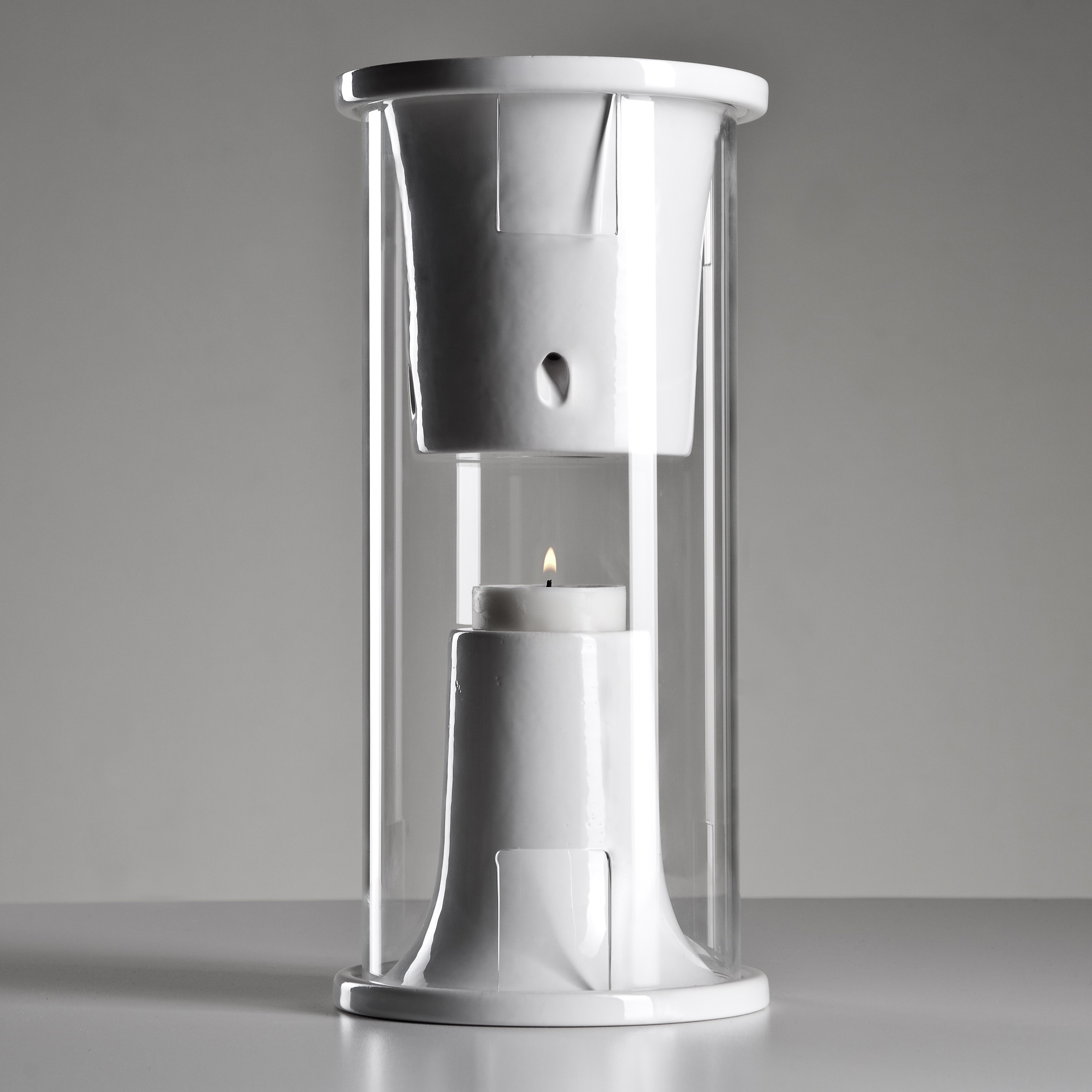pelty: an unusual audio speaker poweredcandlelight - design milk