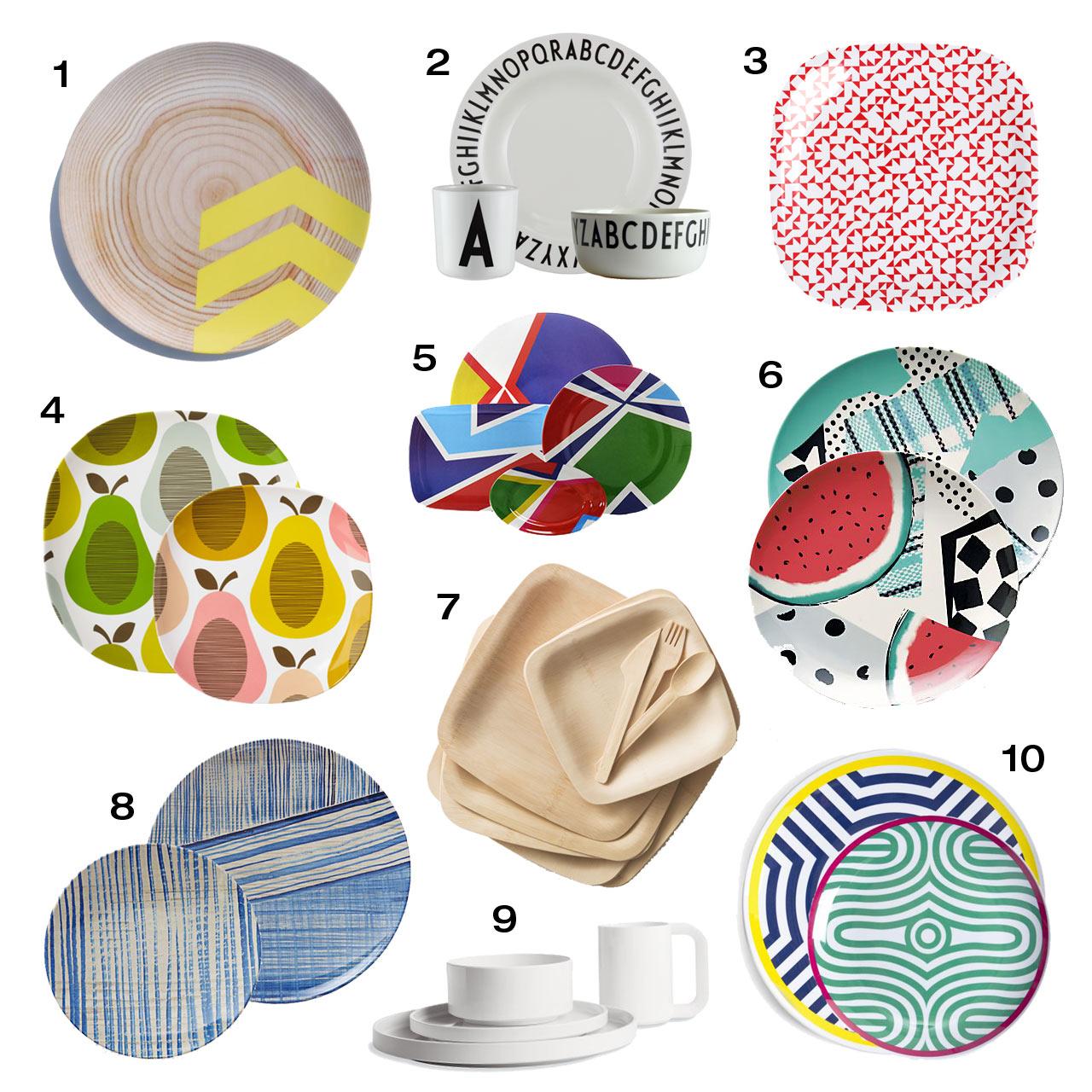 10 Modern Outdoor Dinnerware Options  sc 1 st  Design Milk & 10 Modern Outdoor Dinnerware Options - Design Milk