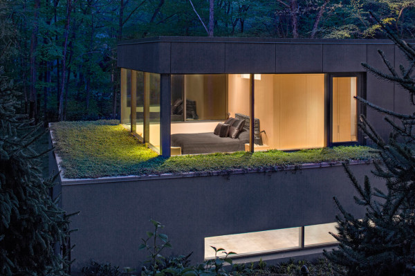 A House That Nestles into its Natural Environment in main architecture  Category