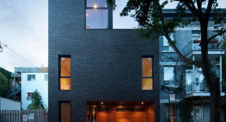 Houses that Share One Lot in Montreal