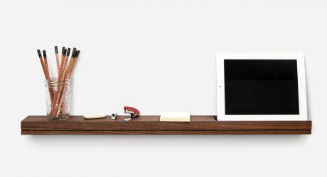 Singular: A Wall-Mounted Console