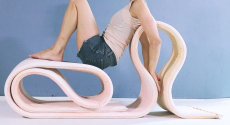 Design This Chair By Finding Your Most Comfortable Way of Sitting