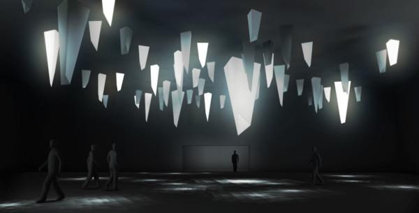 Triangular Series rendering by Carl Albrecht