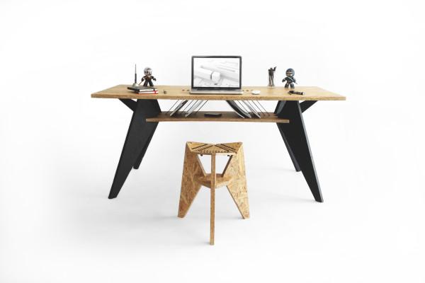 Viva Desk by SHIFT in main home furnishings  Category