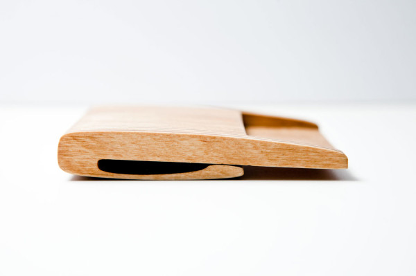 Woodstack Wallets by Burnt Edge Design in style fashion main  Category