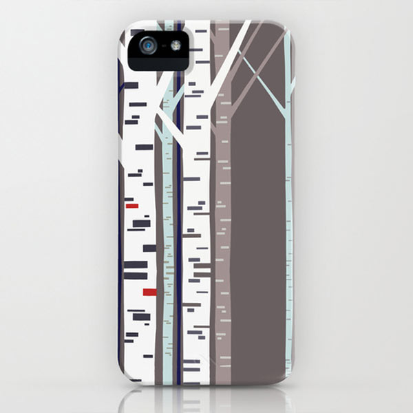 birch-trees-abstract-iphone-5-case