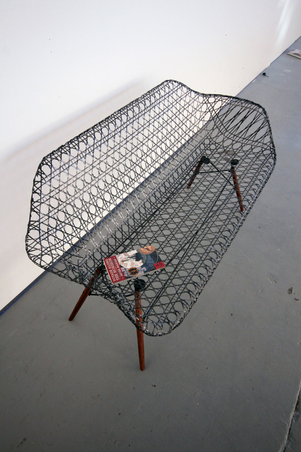 Carbon Fiber Eames Sofa by Matthew Strong in main home furnishings  Category